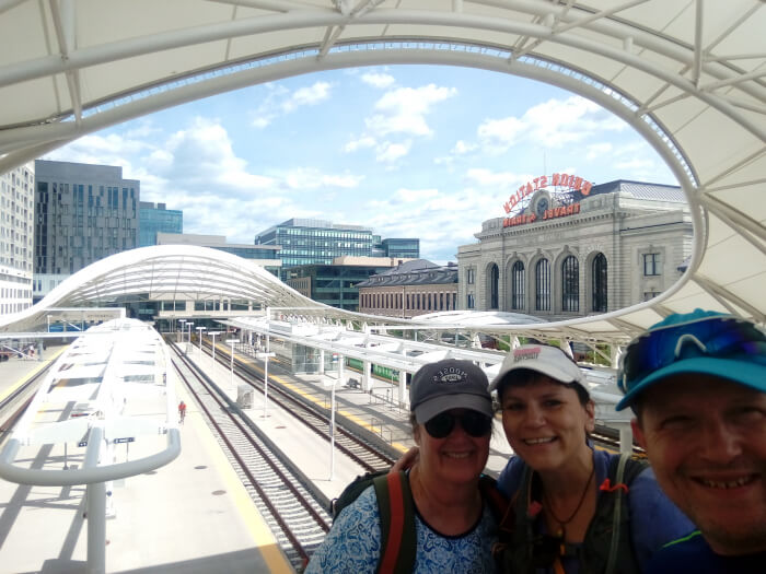 The Denver Adventure | Challenge: Union Station photo replication