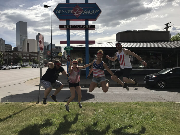 The Denver Adventure | Challenge: Breakfast Club