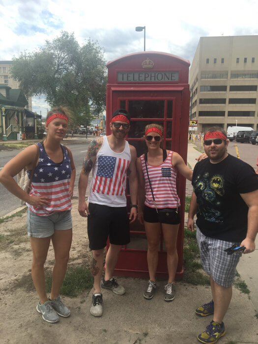 The Denver Adventure | Challenge: What's a phone booth?