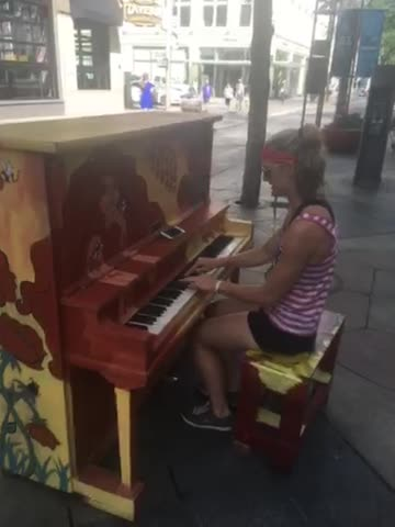 The Denver Adventure | Challenge: Play me a song