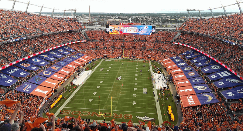 Denver Broncos Game